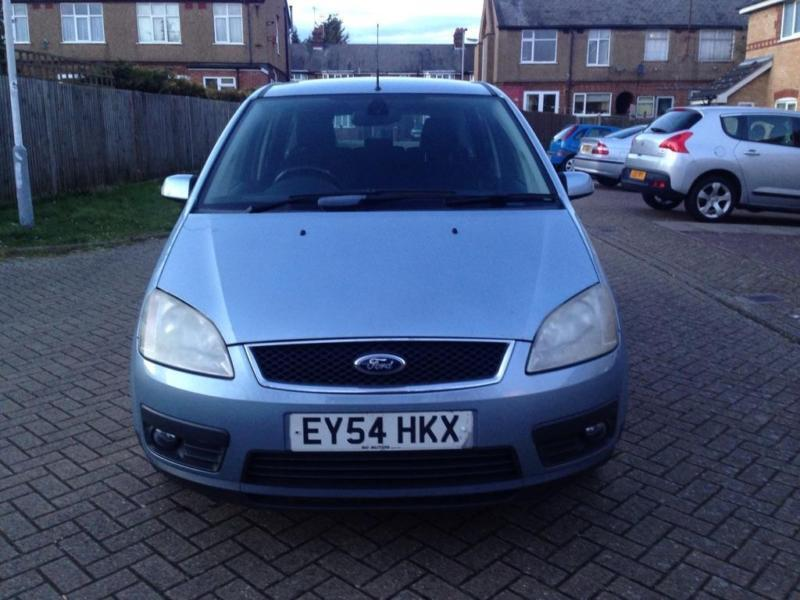 2005 ford focus c max 1 8 16v ghia 5dr in luton. Black Bedroom Furniture Sets. Home Design Ideas