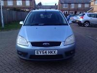 2005 Ford Focus C-Max 1.8 16v Ghia 5dr