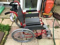 Wheelchair £50 Ono