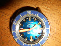 squale eagle star vintage watches