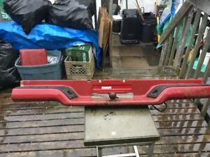 S10 or S15 back bumper for 1997  GMC