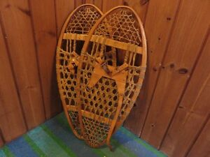 BEAR PAW BABISH SNOW SHOES IN GOOD CONDITON asking $85 o