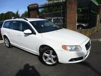 2012 VOLVO V70 2.4 D5 SE GEARTRONIC 5DR AUTO 1 OWNER EX POLICE FULL FSH