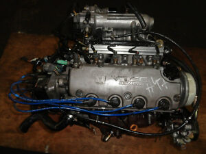 JMD HONDA CIVIC D16Y1 VTEC ENGINE, 5SPEED TRANSMISSION