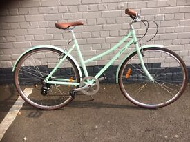 FOFFA PLUME LADIES BIKE SIZE 50CM MINT GREEN