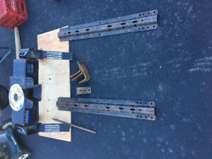 5th wheel trailer hitch Reese 14k