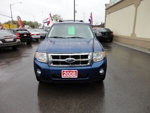 2008 Ford Escape XLT SUV, Crossover E-TESTED & CERT