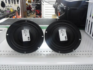 "Harley-Davidson 5.25"" takeoff speakers 76000096"