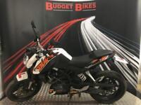 2013 13 KTM DUKE 125CC 125 DUKE 13