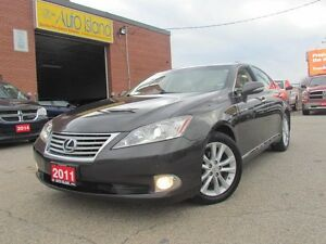 2011 Lexus ES 350 Navigation,Rear Camera,Leather,Sunroof