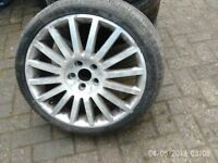 set of 4 wheels for st220 Mondeo