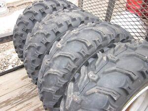 24'' Bear Claw Tires
