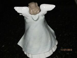 Lladro Porcelain Angel Tree Topper Sarnia Sarnia Area image 3