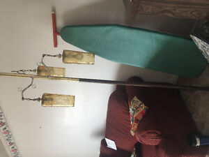 Antique Pole Lamp (Retro)