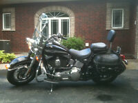 2003 Harley Davidson Heritage Softail Mint only 9850 kms