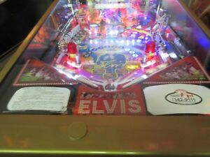 PINBALL ELVIS GOLD West Island Greater Montréal image 8