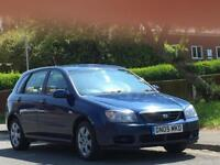 Kia Cerato 1.6 GS,FRESH MOT AND JUST HAD NEW CLUTCH