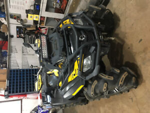 2012 Can am xmr