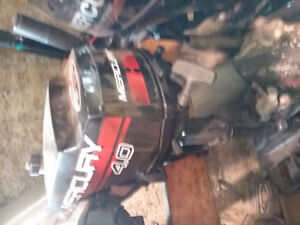 Mercury 4hp outboard for repairs