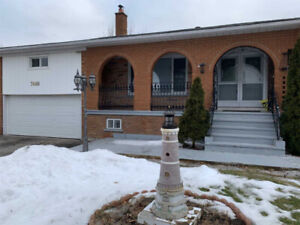 Beautiful Detached Back-Split 4 Level House