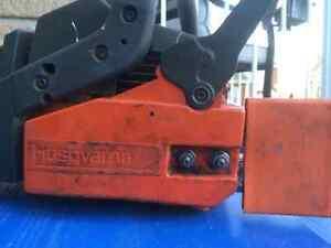 Recherche boitier +frein scie Husqvarna chainsaw modèle 45,1991