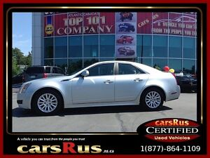 2012 Cadillac CTS 3.0L !!Free 2 Year Unlimited KM Warranty!!