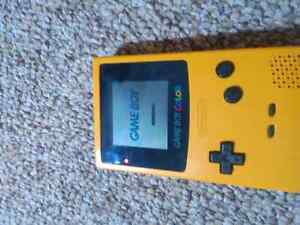 Gameboy Colour works great