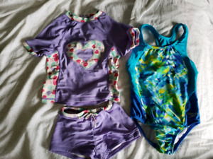 Swimming Suits Size 4/5T
