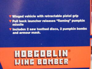 Spiderman Hob Goblin Wing Bomber Windsor Region Ontario image 4