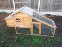 Chicken coop run house cage