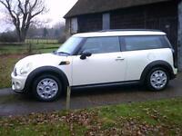 2011/61 Mini Mini Clubman 1.6TD ( 90bhp ) One D
