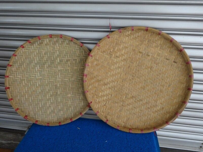 Straw Drying Tray (Herbs/Dry Food)