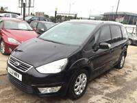 Ford Galaxy 2.0TDCi Auto Powershift 2011 Zetec 7 Seater