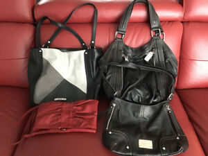 4 PURSES IN EXCELLENT CONDITION