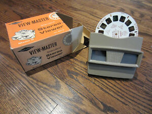 Sawyers View-Master Standard Stereo Viewer Model G