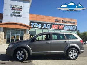 2013 Dodge Journey CVP/SE Plus   ACCIDENT FREE, LOCAL TRADE, CER