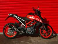 2019 KTM DUKE 390 19 PART EX WELCOME, DELIVERY AVAILABLE CHOICE OF 2