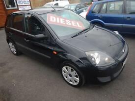 Ford Fiesta 1.4TDCi 2007.25MY Style