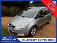 CHEAP CAR - 2007 51 FORD GALAXY 1.8 ZETEC TDCI 5D 125 BHP DIESEL