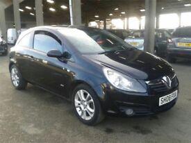 Vauxhall CORSA HATCHBACK - 1.2i 16V SXi 3dr