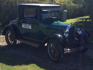 1927 Willy Whippet For Sale or Trade