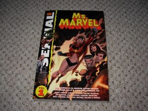 Essential Ms Marvel Volume 1