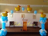 professional Balloon decorations at an affordable price!