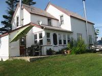 Charming Two Story Country Farm House