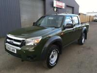 2010 (60) Ford Ranger 2.5 TDCi Double Cab *Forestry * Wildlife Conversion* 103k*