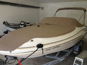 RAYCAN MARINE CANVAS,  BOAT TOP FABRICATION & REPAIRS Kingston Kingston Area image 1