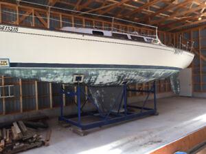 Sailboat S2 model 10.3 1983