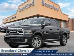 2018 Ram 1500 Limited  - Leather Seats -  Cooled Seats - $379.55