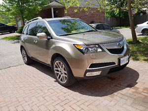 2011 Acura MDX Leather SUV, Crossover