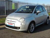 2010 60 Reg Fiat 500 Sport 1.2 £30 Road Tax